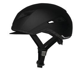 ピストバイク ヘルメット ABUS アブス YADD-I BLACK HELMET ヤッド-アイ ブラック PISTBIKE