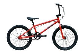 BMX 完成車 TRUCKERS BMX 20' ORANGE 【自転車 バイク スポーツバイク 完成品 クロモリ 初心者 シンプル おしゃれ オレンジ】