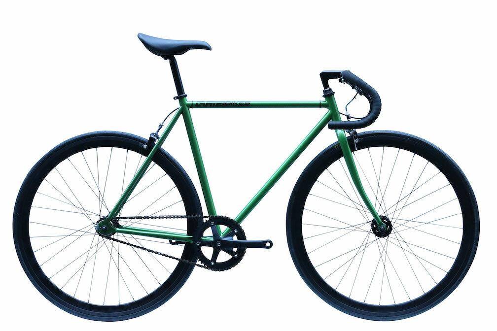 ピストバイク 完成車 CARTEL BIKES AVENUE FOREST GREEN カーテルバイクス アヴェニュー フォレストグリーン