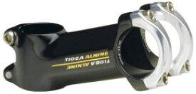 ピストバイク ステム TIOGA タイオガ AL NINE Φ31.8mm 73° 107°BLACK ALナイン ブラック