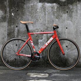ピストバイク 完成車 CINELLI VIGORELLI SHARK CUSTOM BIKE チネリ ヴィゴレッリ シャーク コンプリート バイク PISTBIKE