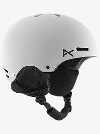 アノン 17モデル メンズ プロテクター anon. Raider Helmet white スノーボード