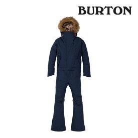 【日本正規品】 バートン 2020モデル ウィメンズ ウェア Burton Zophy One Piece Dress Blue スノーボード レディース つなぎ ワンピース ネイビー