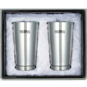 サーモス (THERMOS) 真空断熱 タンブラー セット (2個セット) JMO-GP2