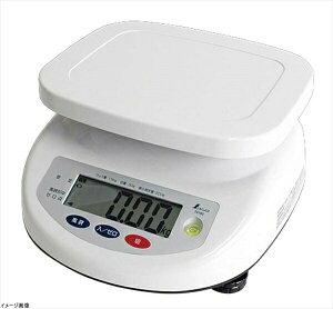 シンワ測定 デジタル上皿はかり 取引証明用 6kg 70192