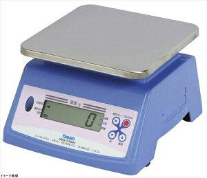 大和製衡 防水形デジタル上皿はかりUDS-210W-10K