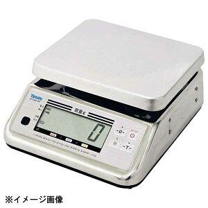 ヤマト 防水型デジタル上皿はかり 検定付 UDS-600-WPK-15 15kg