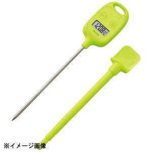 タニタ スティックデジタル温度計 TT583 グリーン