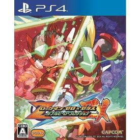【送料無料】 ロックマン ゼロ&ゼクス ダブルヒーローコレクション PS4 | 新品 送料無料 【翌営業日発送】