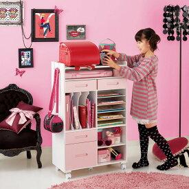 家具 収納 子供部屋 ベビー用品 ランドセルラック おしゃれキッズのランドセル・カバンラック LR0319