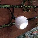 【よりどり対象(3点以上送料無料)】防雨LED人感センサーライト2個組 LR5142