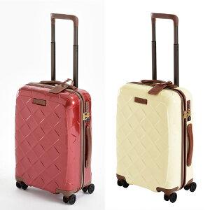 旅行用品 ホビー ペット スーツケース キャリーバッグ ハードタイプ (Mサイズ 4輪/65L/3.43kg)Stratic(ストラティック)/「Leather & More」日本限定版 ハードスーツケース 中型(3-9902-65)|キャ