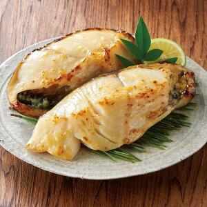 グルメ 食品 魚 海産物 海産加工品 厚切り銀だら味噌漬けセット (約130g×4袋) FK4418