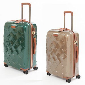 (Lサイズ 100L 4.36kg)Stratic(ストラティック)/「Leather & More」スーツケース|キャリーケース・キャリーバッグ NV3313