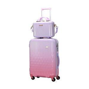 旅行用品 ホビー ペット スーツケース キャリーバッグ ハードタイプ ルナルクス/ハードジッパーケース32L48cm NV3484