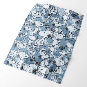 SNOOPY(スヌーピー)/衣類圧縮袋 Lサイズ4枚セット(手で簡単に圧縮可能)|PEANUTS N32267