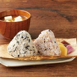 グルメ 食品 お惣菜 和惣菜 大戸屋監修 五穀米・しそひじきおにぎり (計24個) FJ7303