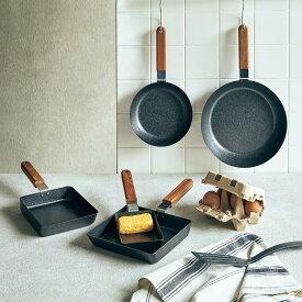 キッチン 家電 鍋 調理器具 フライパン オムレツパン24cm(ambai/アンバイ 玉子焼) H86426