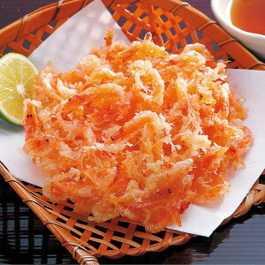 グルメ 食品 魚 海産物 海産加工品 駿河湾産 桜えびのかき揚げ (4枚) FD3506