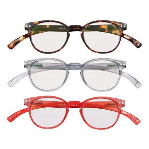 バッグ 靴 アクセサリー 帽子 サングラス 手袋 ベルト 眼鏡 首にかけられる リーディンググラス ネックリーダーズ ボストンタイプ WC0694