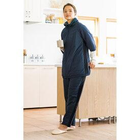 ベッド 寝具 布団 パジャマ 寝具小物 ネグリジェ V-Air(R)使用あったか着る布団シリーズ ロングポンチョ WT1321