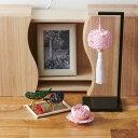 家具 収納 仏壇仏具 木下水引 お盆飾りセット(大) GF1774