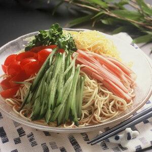 グルメ 食品 お米 パン 麺類 【7月お中元】博多冷やし中華10食 N94700