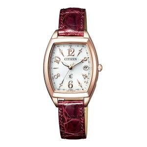バッグ 靴 アクセサリー レディース腕時計 CITIZEN/シチズン xC(クロスシー) ティタニア エコ・ドライブ電波時計 ES9394-56A R12902