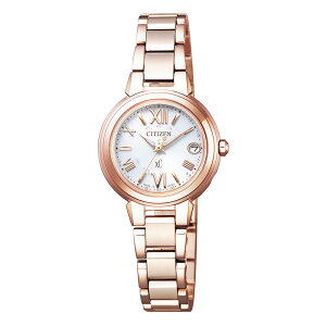 バッグ 靴 アクセサリー レディース腕時計 CITIZEN/シチズン xC(クロスシー) HAPPYFLIGHT エコ・ドライブ電波時計 多極受信型 ES9435-51A R13108