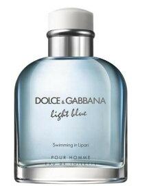 Dolche & Gabbana ドルチェ&ガッバーナ ライトブルー スウィミング イン リパリ オードトワレ Light Blue Swimming In Lipari EDT 125 ml