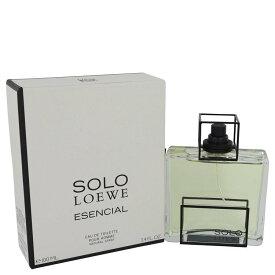 ソロ ロエベ エッセンシャル Solo Loewe Esencial EDT 100ml