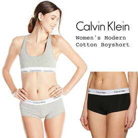 Calvin Klein カルバン・クライン レディース モダンコットン ボーイショーツ 下着 3カラー Modern Cotton Bikini Shorts 3 color