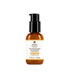 KIEHL'S キールズ DS ライン コンセントレート 12.5C POWERFUL STRENGTH LINE REDUCING CONCENTRATE 50ml