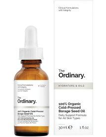 The Ordinary ジオーディナリー オーガニック コールドプレス ボリジシードオイル100% Organic Cold-Pressed Borage Seed Oil 30 ml
