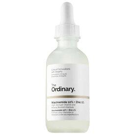The Ordinary ジオーディナリー ナイアシンアミド10%+亜鉛1% Niacinamide 10% + Zinc 1% 60ml