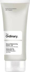 The Ordinary ジオーディナリー ナチュラル モイスチャライジング ファクター + ヒアルロン酸 Natural Moisturizing Factors + HA 30ml