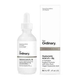 The Ordinary ジオーディナリー ヒアルロン酸2%+B5 Hyaluronic Acid 2%+B5 60ml