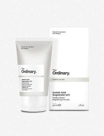 The Ordinary ジオーディナリー アゼライン酸 サスペンション Azelaic Acid Suspension 10% 30 ml