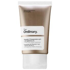 The Ordinary ジオーディナリー ビタミンC サスペンション 23% + ヒアルロン酸球体 Vitamin C Suspension 23% + HA Spheres 2% 30ml