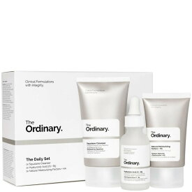 The Ordinary ジオーディナリー デイリーセット The Daily Set