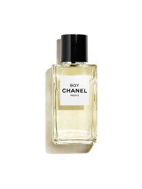 CHANEL シャネル ボーイ レ ゼクスクルジフ ドゥ シャネル Boy Les Exclusifs de CHANEL Eau de Parfum 200ml