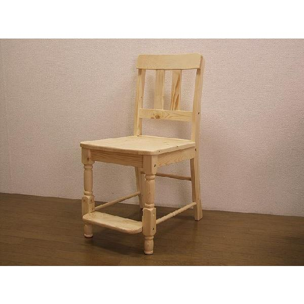 Chair Learning (learning Chair) Solid Natural Wood Wooden Country Style  Pine Wood / Learning Chair Learning Desk Chair Learning Desk Study Chairs  Chairs ...