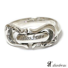 【diosbras-ディオブラス】馬蹄 リング ホースシュー  男女ペア シルバー925 メンズ レディース 指輪 【全国送料無料】