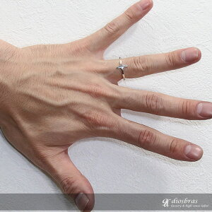 シルバー925シルバーリングメンズクロス十字架シンプルクロス極小スターリングシルバーゴシック指輪ringsilver925銀シルバーアクセサリー男性女性レディース極小シンプル【メール便なら全国送料無料】