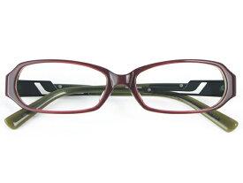 メガネ 度付き/度なし/伊達メガネ セルフレーム(プラスチック) スクエア ワインレッド メガネセット 7MP002-WNX【金子眼鏡】【薄型レンズ付】【ケース付】【送料無料】