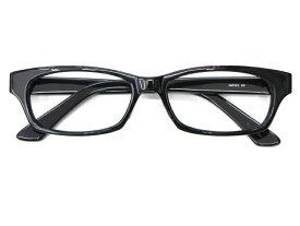 メガネ 度付き/度なし/伊達メガネ セルフレーム(プラスチック) ウェリントン ウエリントン ブラック 黒 黒ぶち メガネセット 5MP003-BK【金子眼鏡】【薄型レンズ付】【ケース付】【送料無料】
