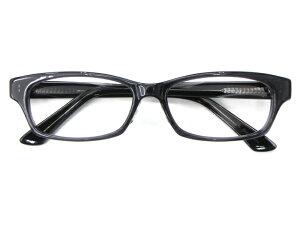 メガネ 度付き/度なし/伊達メガネ セルフレーム(プラスチック) ウェリントン ウエリントン グレー メガネセット 5MP003-GY【金子眼鏡】【薄型レンズ付】【ケース付】【送料無料】