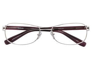 メガネ 度付き/度なし/伊達メガネ スコレー(SKHOLE) 金子眼鏡 メタルフレーム ツーブリッジ ティアドロップ シルバー メガネセット SK6046-1【薄型レンズ付】【送料無料】