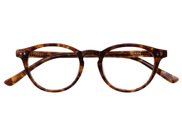 メガネ 度付き/度なし/伊達メガネ セルフレーム(プラスチック) ボストン ウェリントン ウエリントン デミ(べっ甲色) メガネセット EC015-DEMI【金子眼鏡】【薄型レンズ付】10P03Dec16