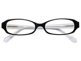メガネ 度付き/度なし/伊達メガネ セルフレーム(プラスチック) オーバル スクエア ブラック 黒 黒ぶち メガネセット 5UP002-BKX【金子眼鏡】【薄型レンズ付】【ケース付】【送料無料】